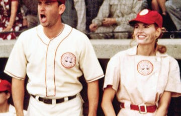 Cinema Spectacular: A League of Their Own - 05/19/2018 5:30 PM