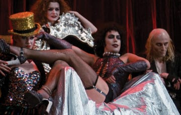 Cinema Spectacular: Rocky Horror Picture Show - Dinner and a Movie - 10/27/2018 6:30 PM