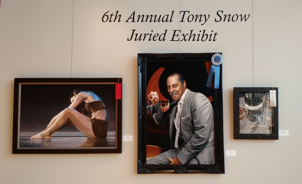 Annual Juried Art Show 6th Annual Tony Snow Juried Exhibit