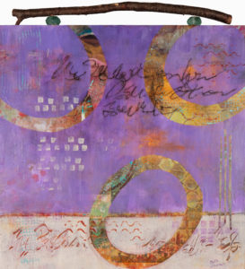 Gelli Plate MonoPrinting with Beth Andrews – July 2021