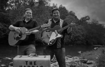 The Harris Brothers - Rescheduled (Date TBA)
