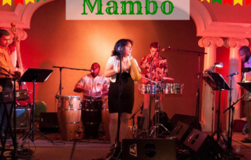 West End Mambo - Show Only - RESCHEDULED to March 19, 2021 @ 7:30pm